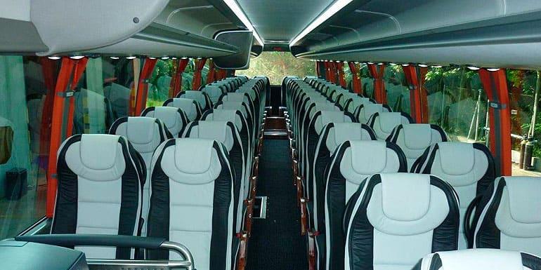 Alquiler de autobuses para empresas