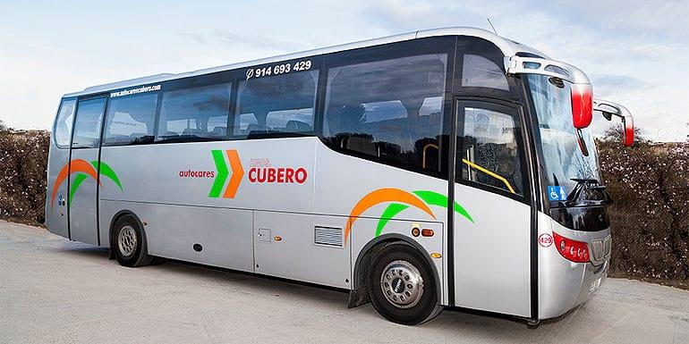 Alquiler de autobuses adaptados
