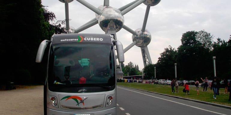 Últimos viajes: Bruselas