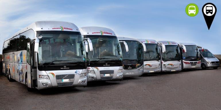 Dispositivos de geolocalización y conducción eco eficiente en Autocares Cubero