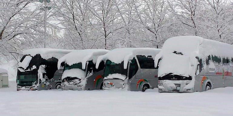 Tus viajes a la nieve en autocar