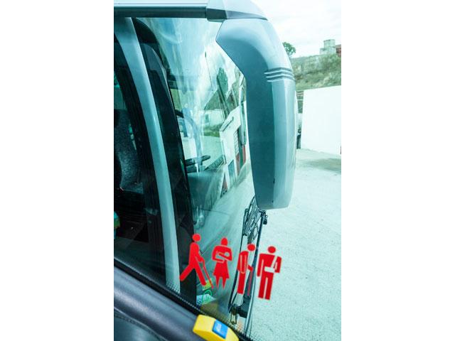 Alquiler de autobús adaptado - Asiento reservado