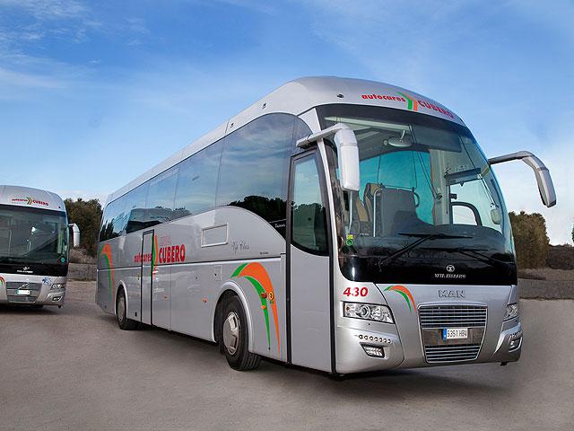 Alquiler de autobuses - Exterior del vehículo